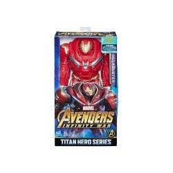 AVENGERS 12 TITAN TECH HERO HANK HASBRO