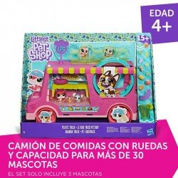 CAMIÓN DE DELICIAS LITTLEST PET SHOP