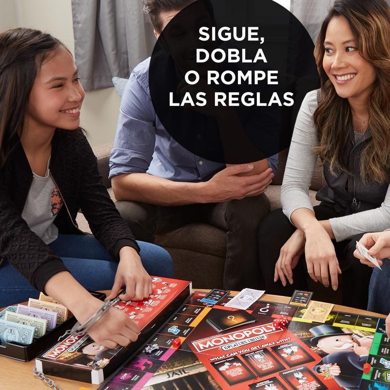 Hasbro Gaming: Monopoly E1871 Cheaters
