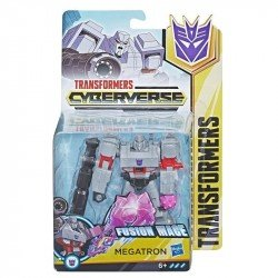 TRANSFORMERS E1904  Cyberverse Warrior Class Megatron