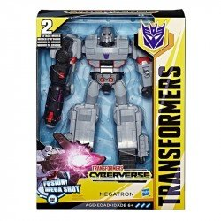 Figura Transformers Cyberverse Ultimate