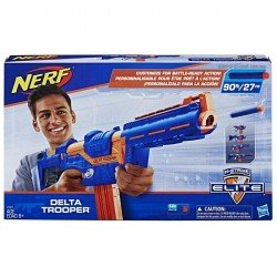 Lanzador Nerf N-Strike Elite Delta Trooper