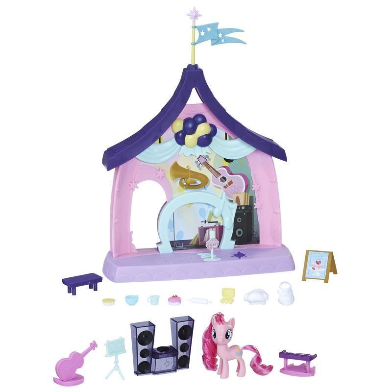 Pinkie Pie Salón de Música My Little Pony