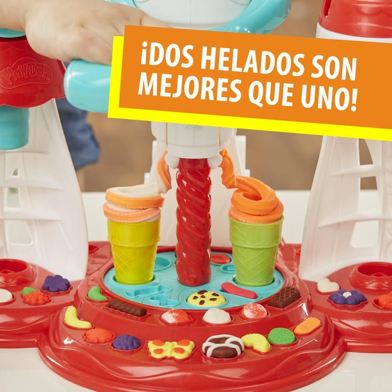 Máquina de Helados Play-Doh