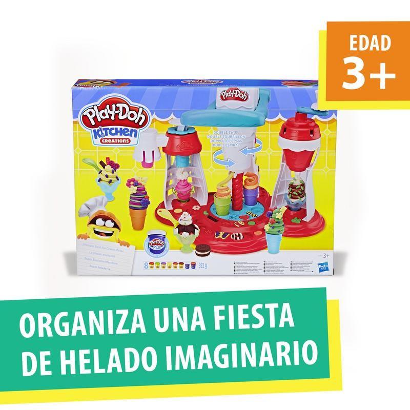 Play-Doh E1935 Máquina de Helados