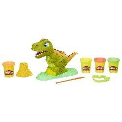 Set Rex El Dinosaurio Play-Doh
