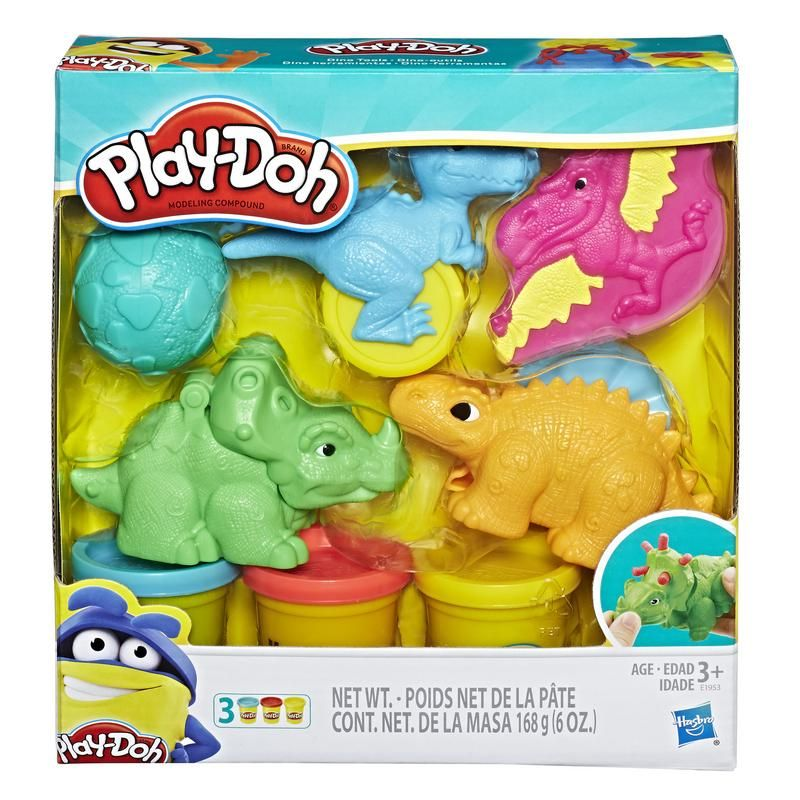 Dino Tools Play-Doh