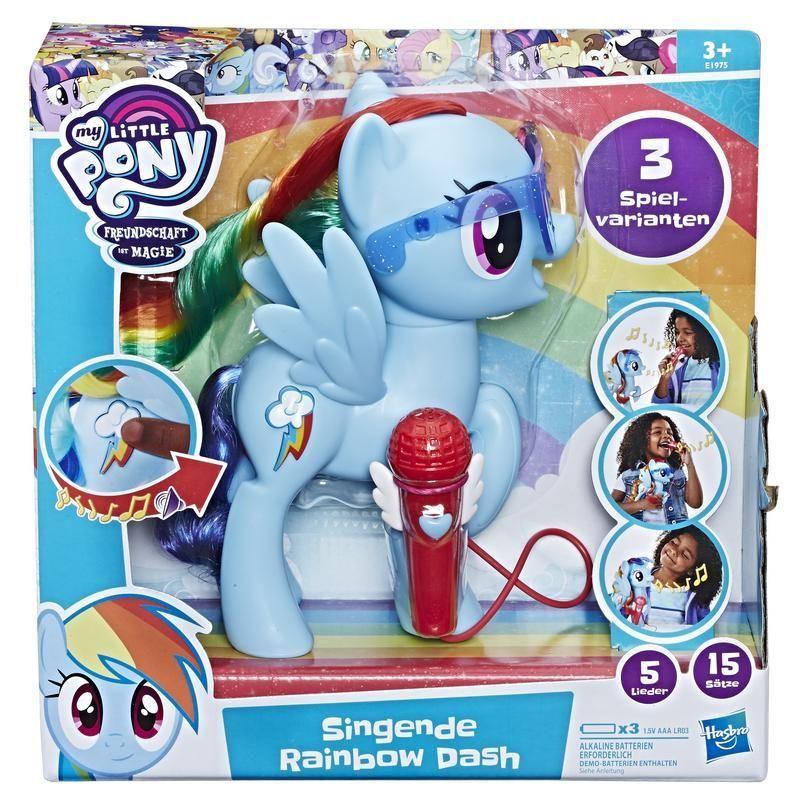 Rainbow Dash Canta My Little Pony