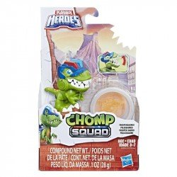 Chomp Squad E1978 Playskool Heroes Chomp Squad Figuras Juguete Hasbro
