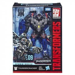 Figura Thundercracker Transformers Studios Series