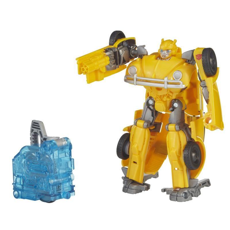 Transformers E2087 Transformers: Bumblebee - Energon Igniters Series Power Plus Figura de Acción Juguete Hasbro