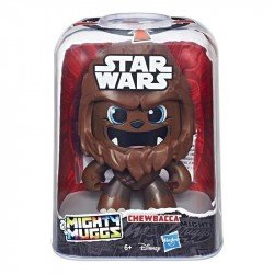 Star Wars E2172 Figura Chewbacca Mighty Muggs