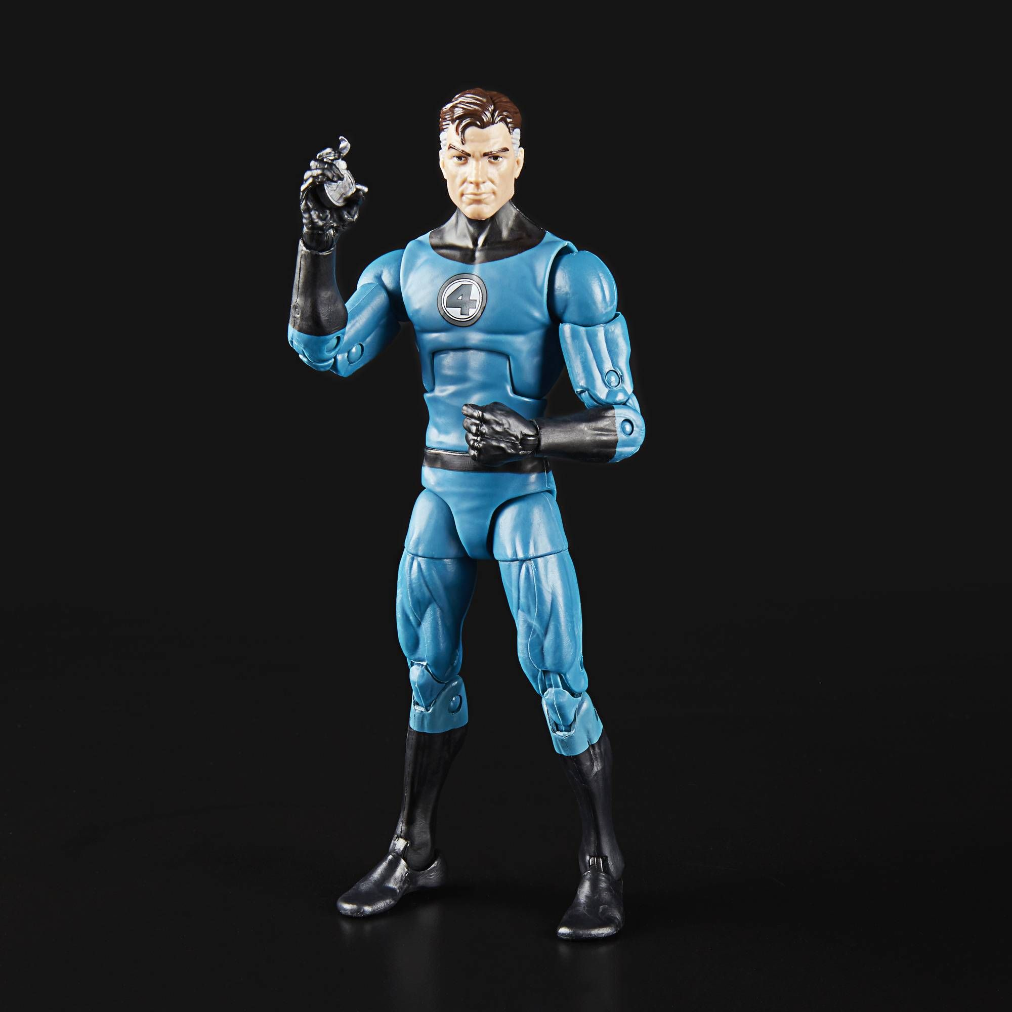 Figura Mr. Fantastic 6 Pulgadas Marvel Legends