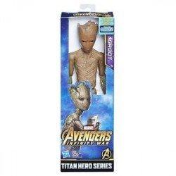AVENGERS 12 TITAN HERO GROOT