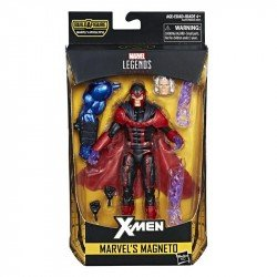 Figura Marvel's Magneto 6 Pulgadas X-Men Marvel Legends