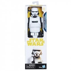 STAR WARS E1180 Figura Imperial Patrol Trooper 12 Pulgadas star wars