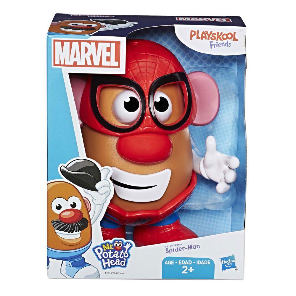 Playskool E2417 Sr. Cara de Papa Marvel Hasbro