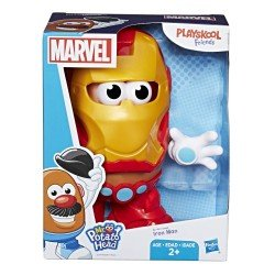 MARVEL PLAYSKOOL IRONMAN Y SPIDERMAN HASBRO