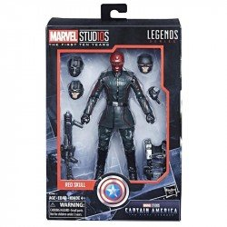 Figura Red Skull Marvel 10th Anniversary