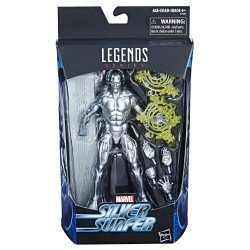 Figura Silver Sufer 6 Pulgadas Marvel Legends