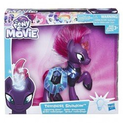 MY LITTLE PONY TEMPEST SHADOW BRILLO RELAMPAGO HASBRO