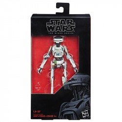 Figura L3-37 6 Pulgadas The Black Series Star Wars