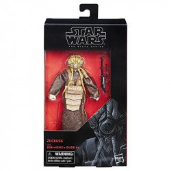Star Wars E2818 Figura de Acción Star Wars The Black Series Zuckuss Juguete Hasbro