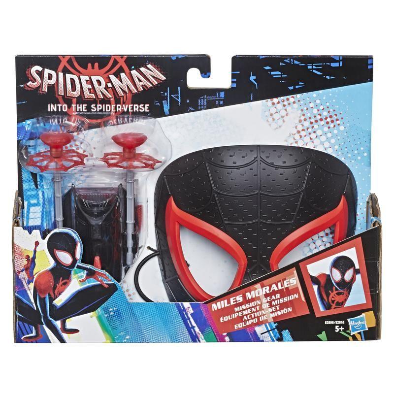 Marvel Spider-Man Equipo de Misión