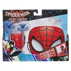 Marvel E2895  Spider-Man Equipo de Misión Into the Spiderverse Spider-Man