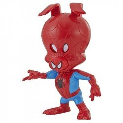 Figura Spider-Ham Multivisión Spider-Man Marvel