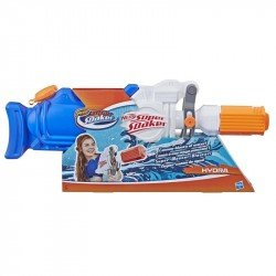 Nerf E2907 Lanzador de Agua Hydra Super Soaker