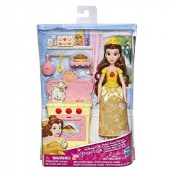 Disney Princesas E2912 Set Real Bella   Juguete Hasbro