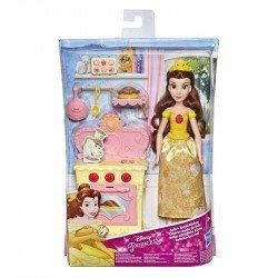 Cocina Real de Bella Disney Princesas Bella