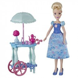 Carrito de Té de Cenicienta Disney Princesas