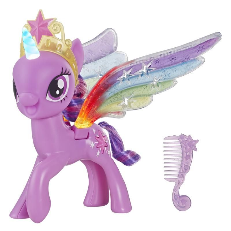 My Little Pony E2928 Twilight Sparkle Alas de Arcoíris