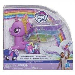 My Little Pony E2928 Twilight Sparkle Alas de Arcoíris