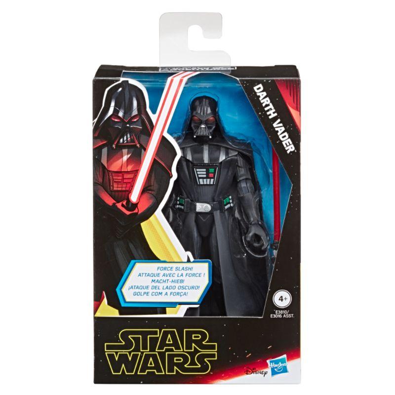 Star Wars Figuras de Acción Galaxy of Adventures Finn