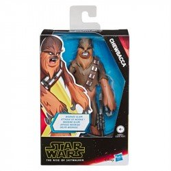Star Wars Figuras de Acción Galaxy of Adventures Chewbacca
