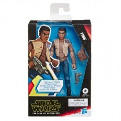 Star Wars Figuras de Acción Galaxy of Adventures Finn