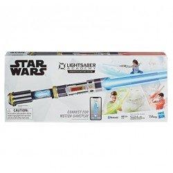 Star Wars Sable de Luz Electrónico de Juguete Lightsaber Academy