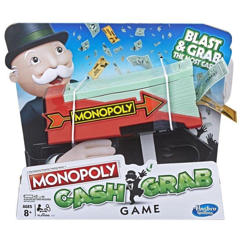 Monopoly E3037 Cash Grab