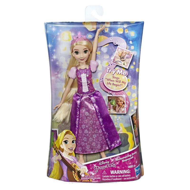 Disney Princesas Muñeca Princesa Melódica