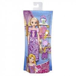 Disney Princesas E3048  Básicas con Accesorios Rapunzel Juguetes Hasbro