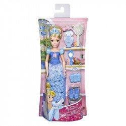 Disney Princesas E3048  Básicas con Accesorios Cenicienta Juguetes Hasbro