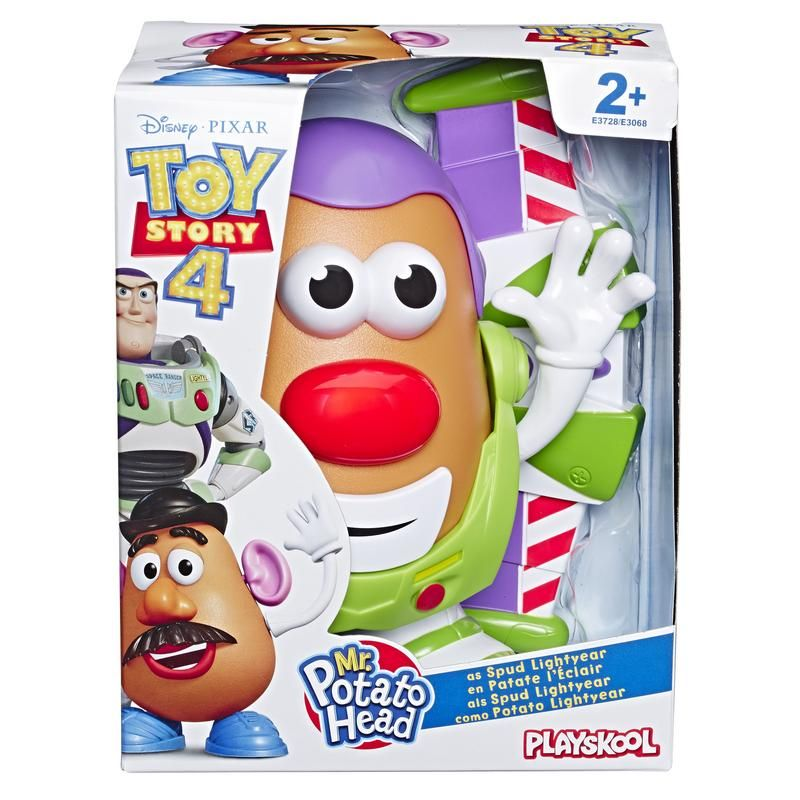 Playskool E3068  Señor Cara de Papa Woody y Buzz Assortment Juguete Hasbro