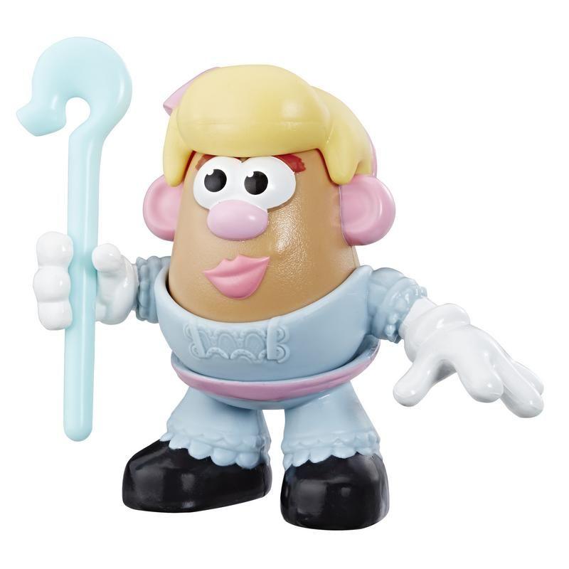 Playskool E3070 Mr. Potato Head Disney/Pixar - Minifigura de Toy Story 4 - Juguete Hasbro