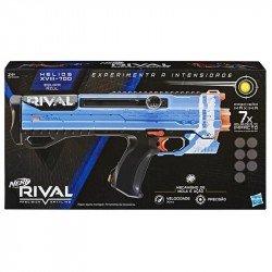 Nerf E3379 Lanzador Helios XVIII 700  Nerf Rival  Azul Juguete Hasbro