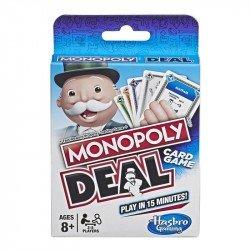 Hasbro Gaming E3113 Monopoly Deal Juego de Cartas