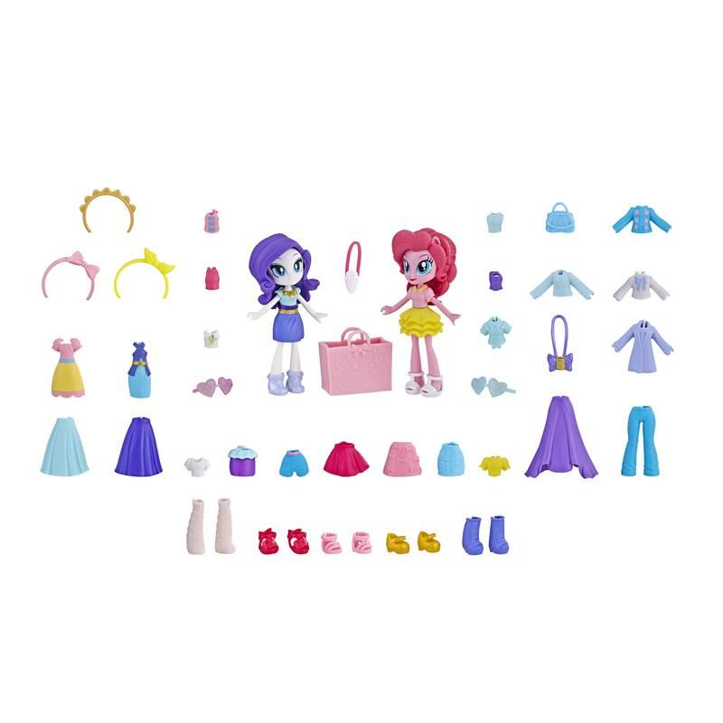 My Little Pony Brigada de Moda  Equestria Girls