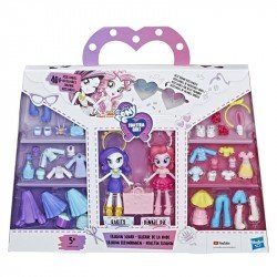 My Little Pony E4243 Set Brigada de Moda Rarity  Equestria Girls